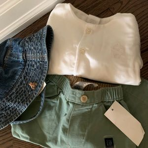 Baby Gap Baby Boy Bundle NWT 🍼